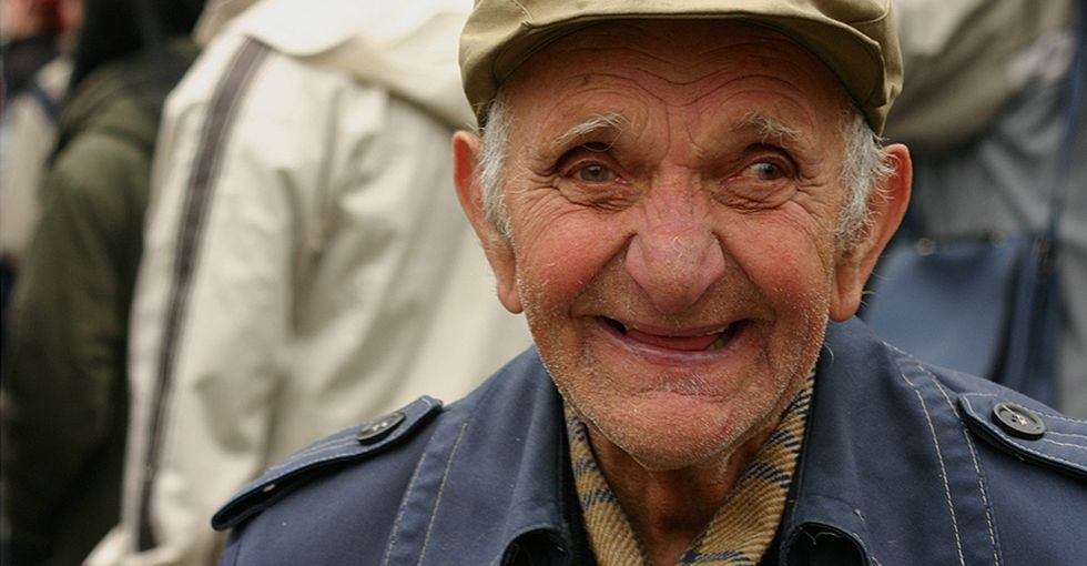 Yale researchers studied how people's views toward aging affected their brains over time.