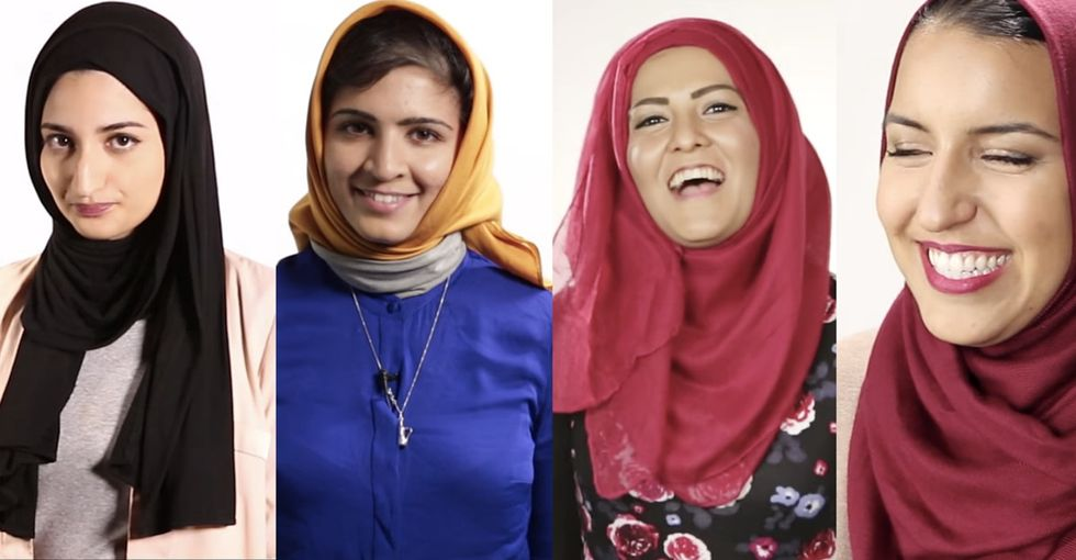 Women share the reality of wearing a hijab. Their wisdom has lessons for us all.