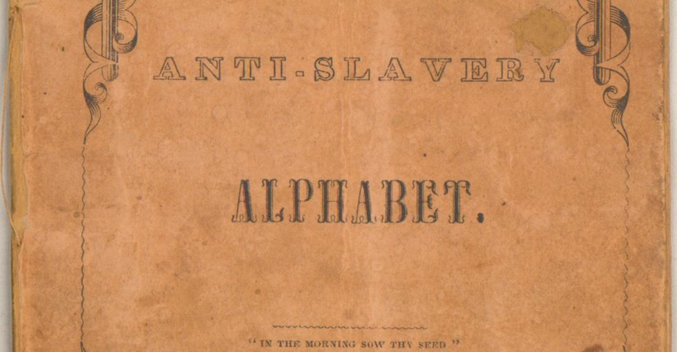 This 1846 pamphlet wants your kids to explain to you why slavery is wrong.