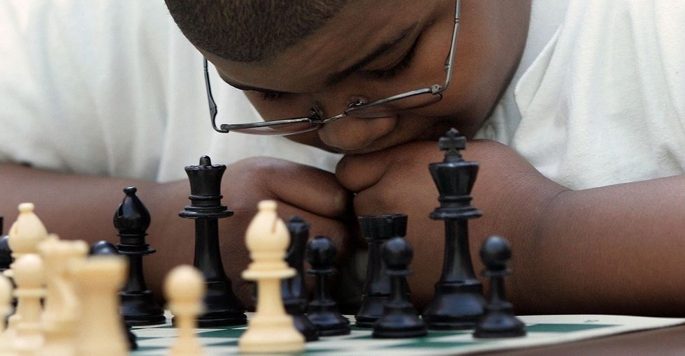 Chess can have a huge impact on students' lives. Just ask the first black grandmaster.