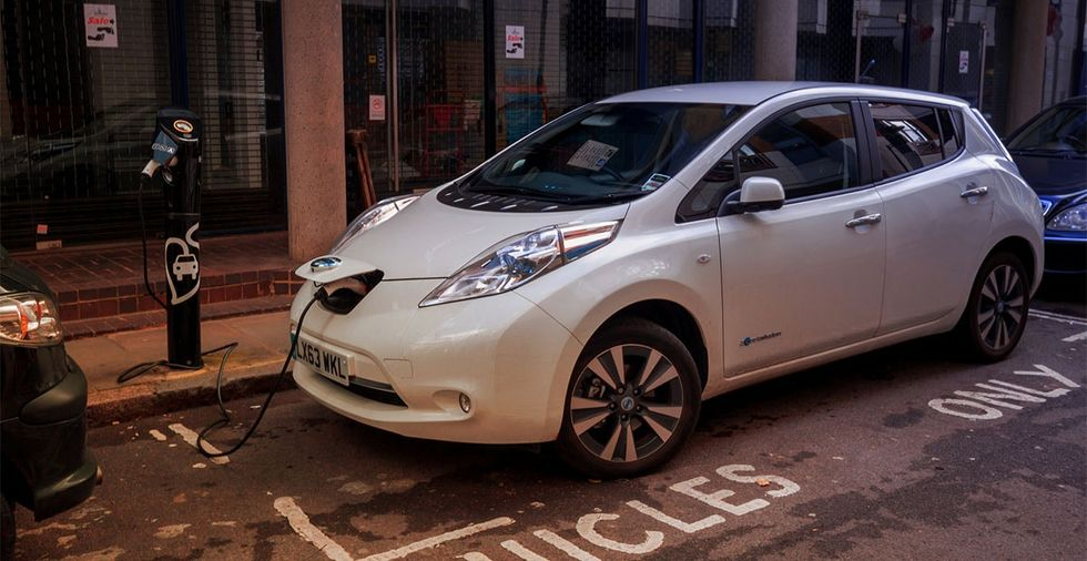 1 obvious and 4 not-so-obvious reasons your next car should be electric.