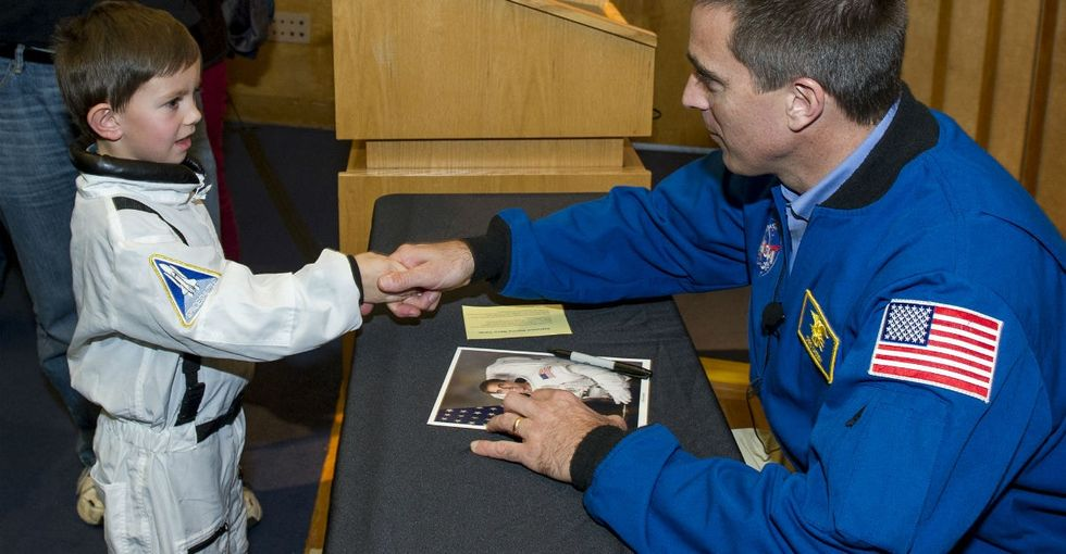 Have you ever wondered how to become an astronaut? These 5 things should clear that up.