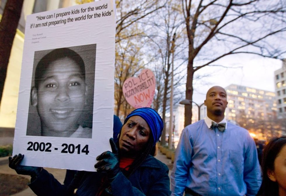 Why the killing of Tamir Rice hurts so bad.