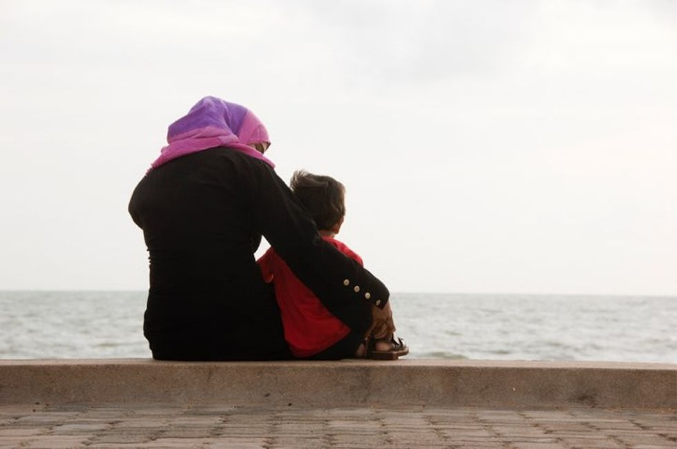 A Muslim-American mother explains what it's like to talk to her kids about terrorism.