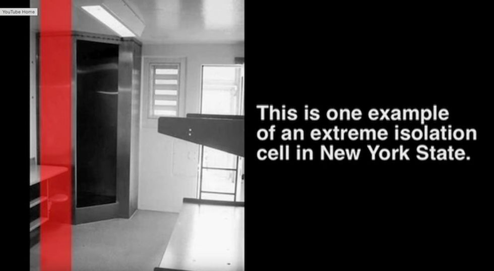 New York state is reforming solitary confinement.