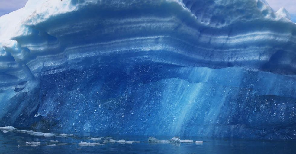 Scientists in Belgium find a surprising reason why Greenland's glacier is melting so fast.