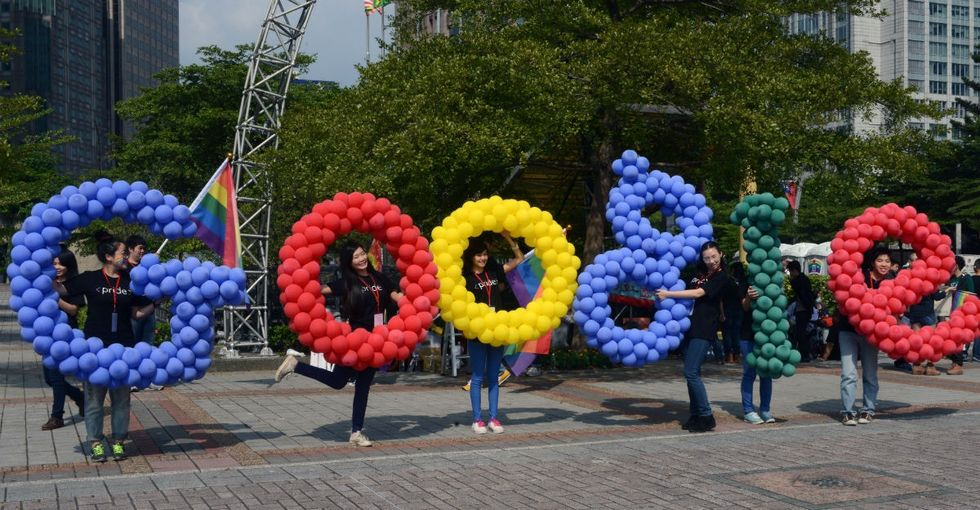 A new study revealed the top LGBT 'trailblazing' companies of 2015.