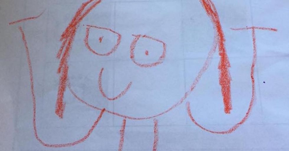 Kids drew us their favorite things in the world, and their pictures are fantastic.