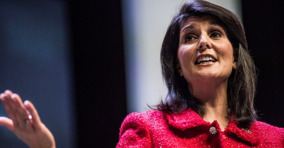 3 things Nikki Haley said in the State of the Union response we all should hear.