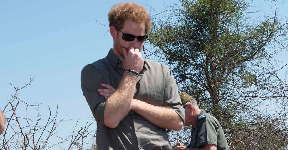 Prince Harry's devastating photos from South Africa are why poaching needs to go.