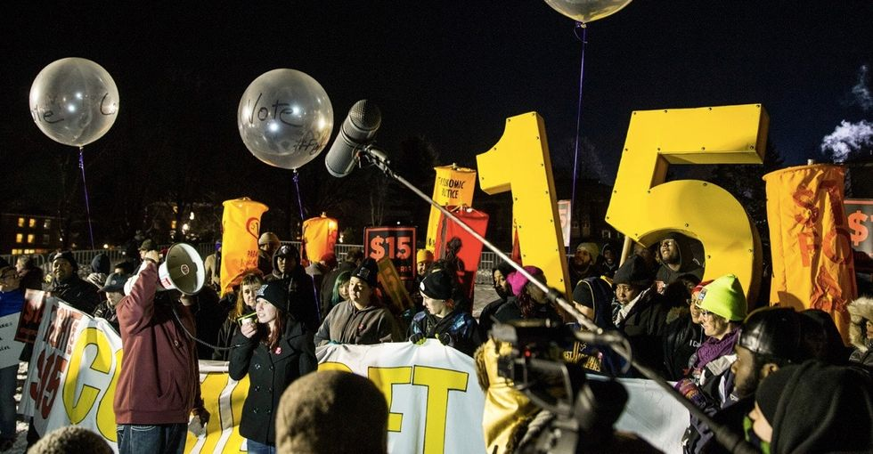 Why you should care that 2 states are raising the minimum wage to $15.
