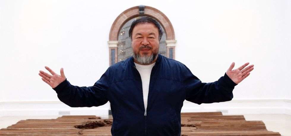 Lego refused to supply bricks for Ai Weiwei's latest project. See how his fans came to the rescue.