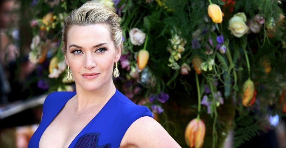 The problem with Kate Winslet's story about not settling for 'fat girl parts.'