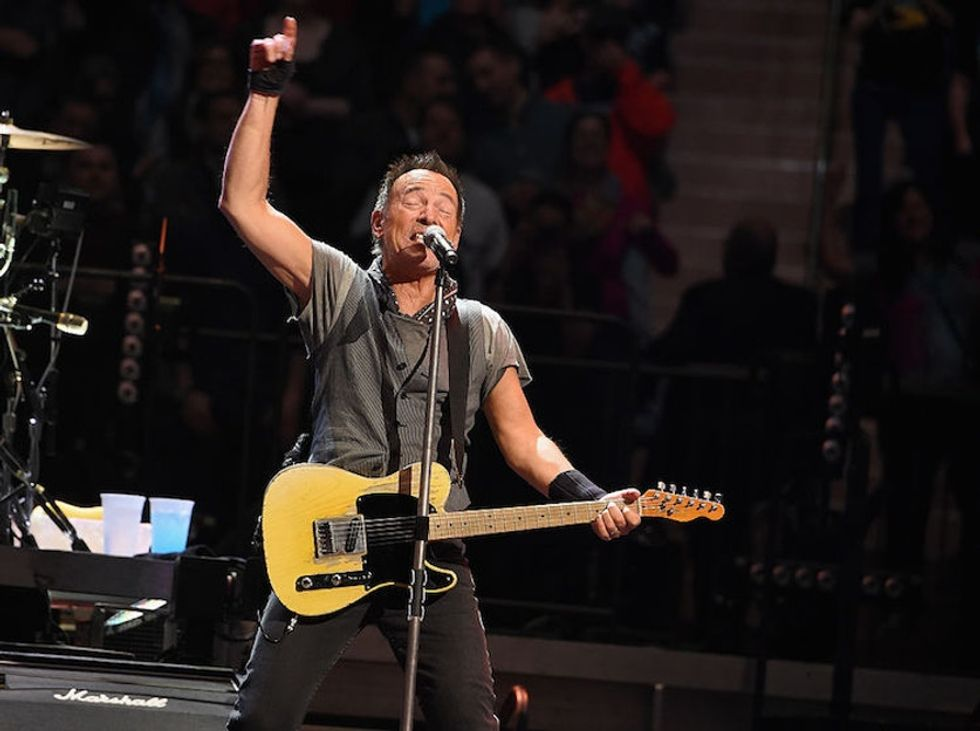Bruce Springsteen's letter to North Carolina after canceling his show is a must-read.