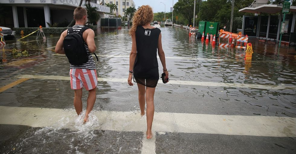 These before-and-after photos of rising seas might make you demand climate action.