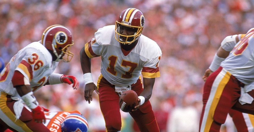 6 little-known facts about the first black QB to ever win the Super Bowl.