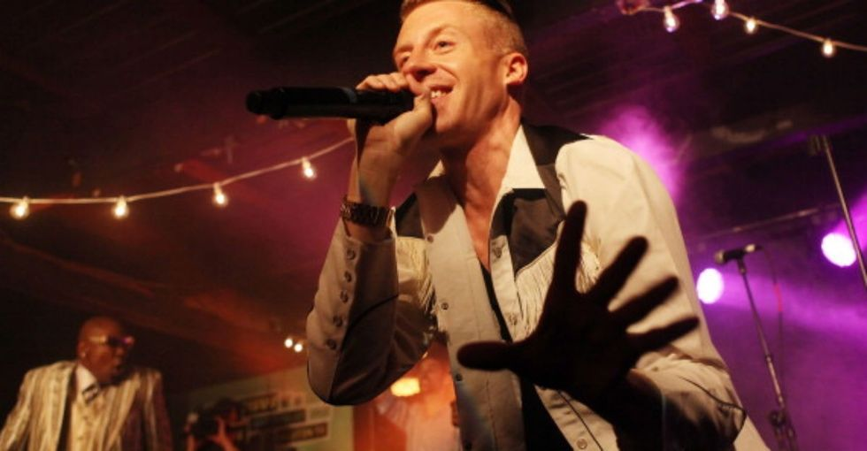 9 lyrics from Macklemore's new song about race in America will make you think.