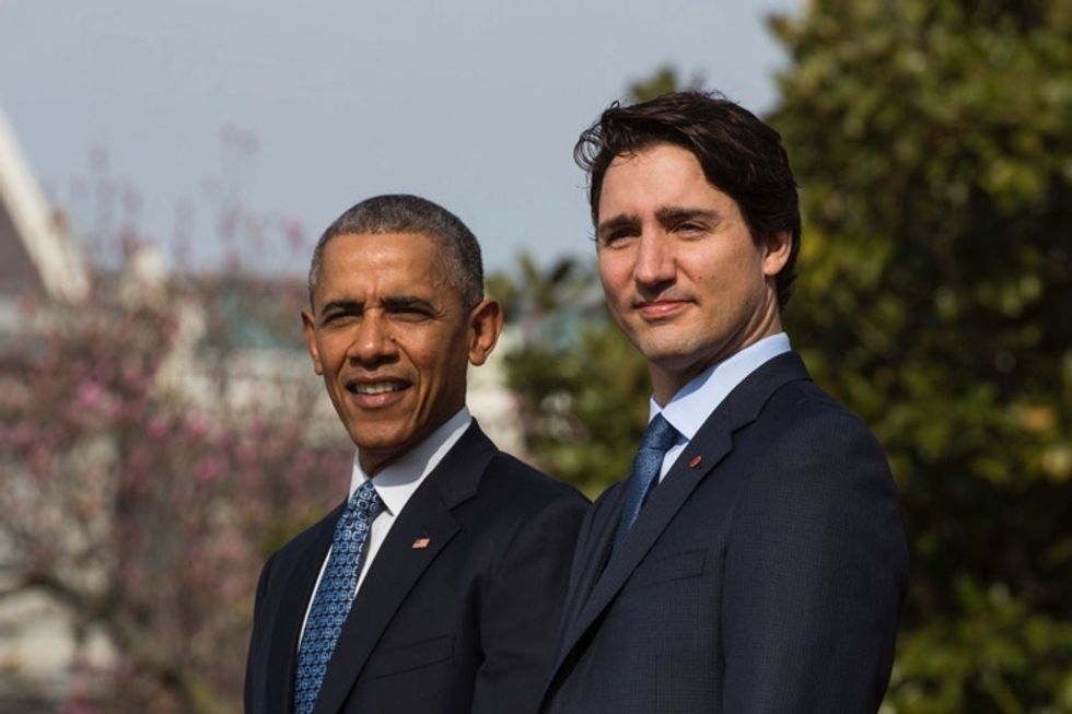 7 reasons why the Trubama bromance is as amazing as it looks.