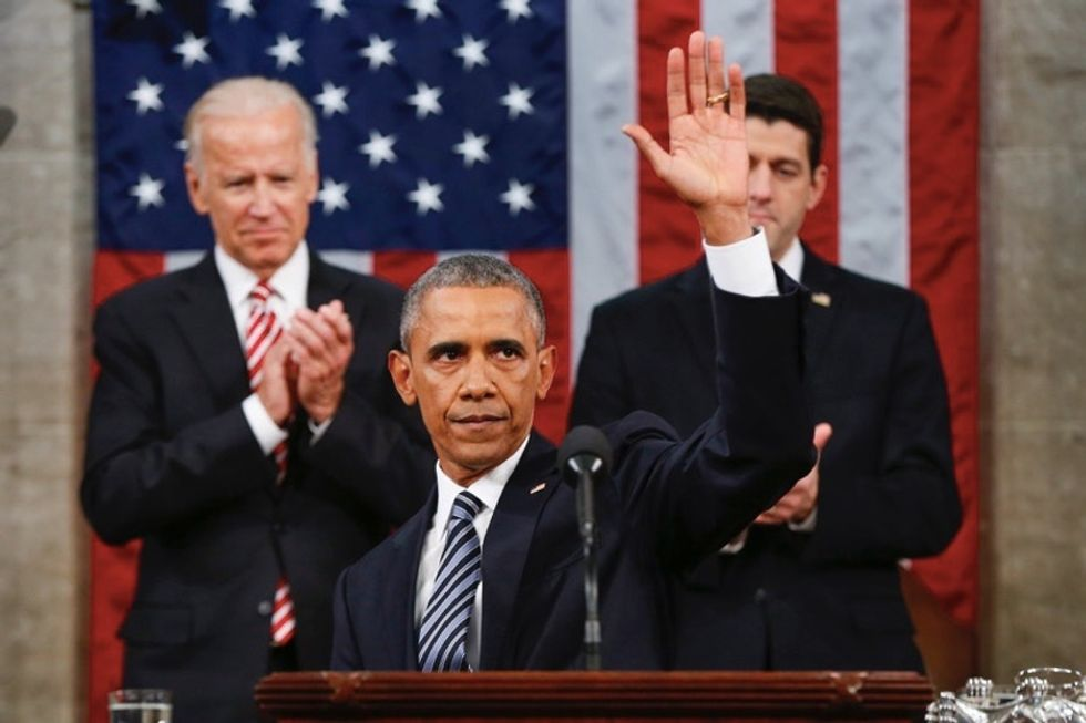 In his final State of the Union address, President Obama admits a single 'regret.'
