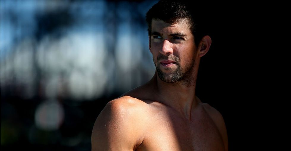 Michael Phelps quietly struggled with his mental health behind closed doors.