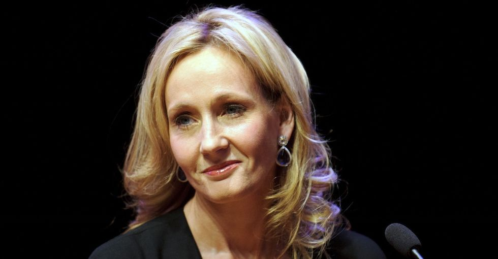 J.K. Rowling and 6 more stars share their wisdom on the pain of rejection.