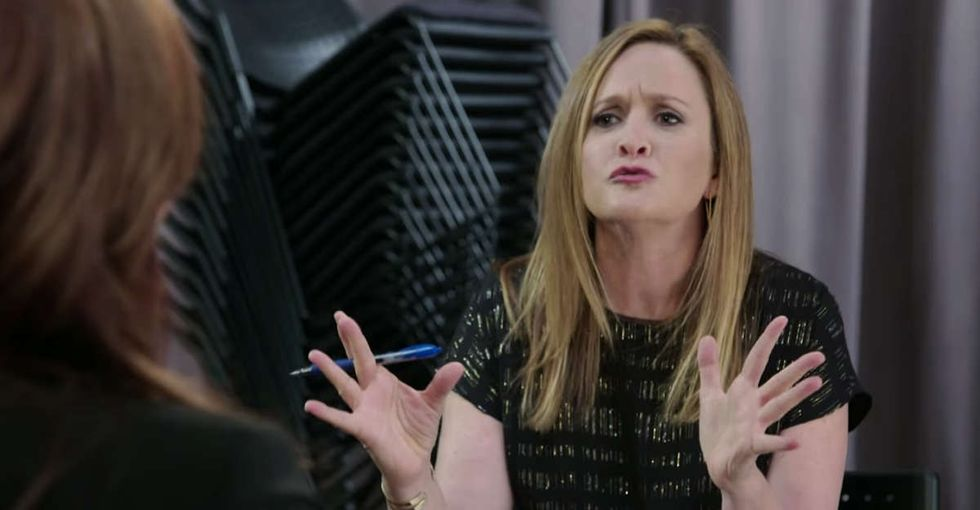 Samantha Bee just can't with Texas' ridiculous new abortion law.