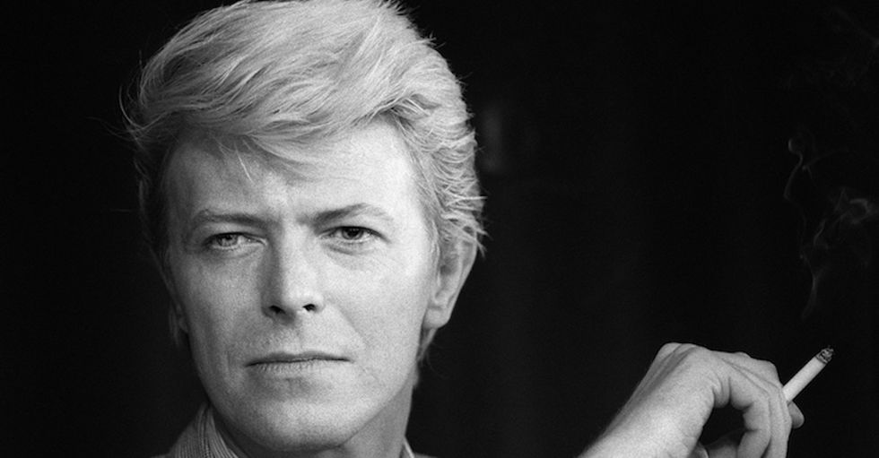 Other musicians scoffed at the web. David Bowie started his own Internet service provider.