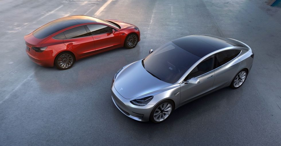 Tesla's preorder figures are almost hard to believe. We should all be happy about that.