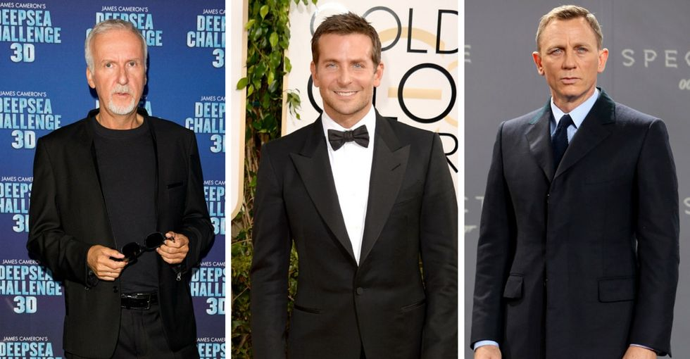 How bad is Hollywood diversity? We cropped celebrity photos to demonstrate.