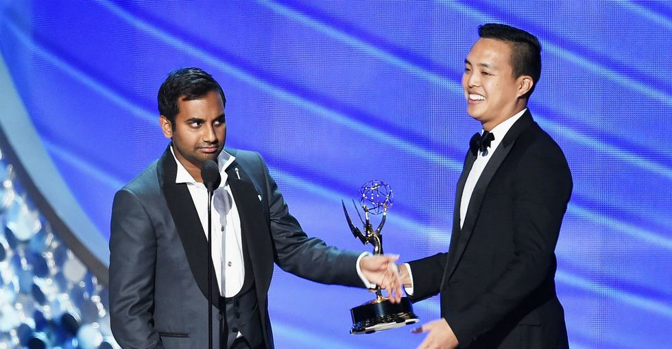 What 'Master of None's' Emmy wins and losses say about the future of TV.