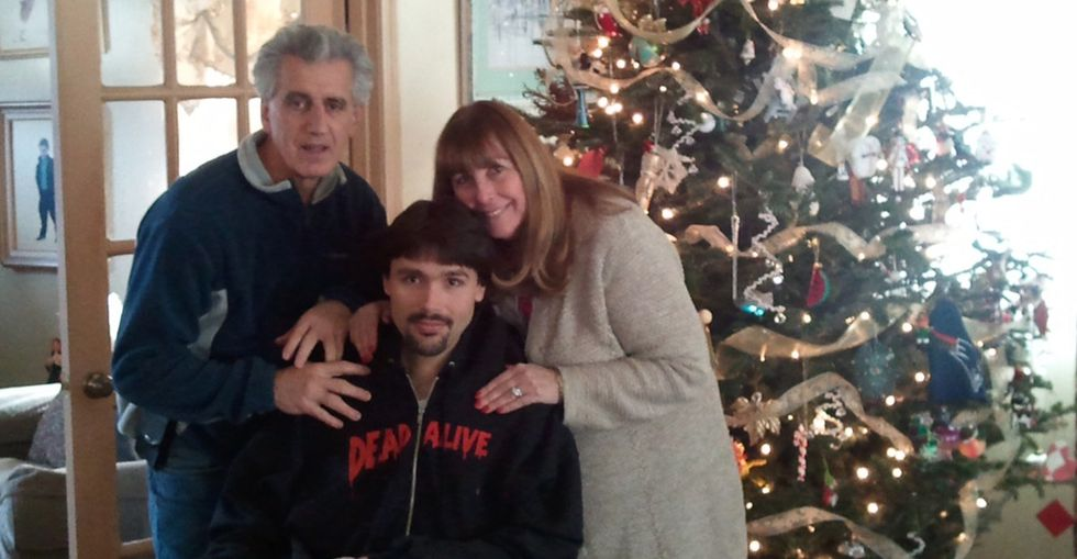 Their son was obsessed with horror movies. After his death, they're taking up the torch.