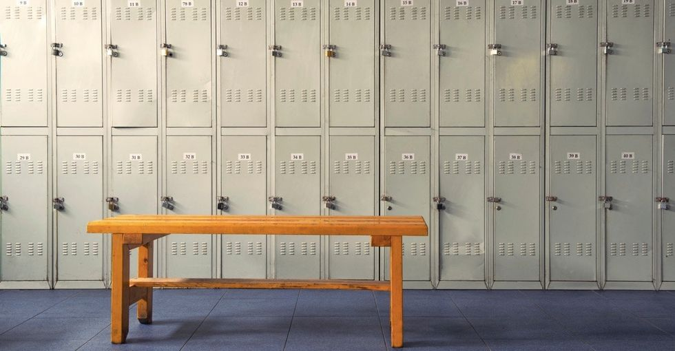 How it feels to navigate a gym locker room when you're transgender.