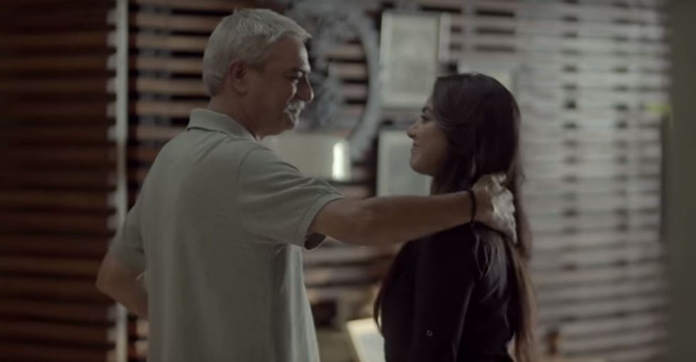 How can gender roles hurt daughters? This heart-wrenching ad sums it up.