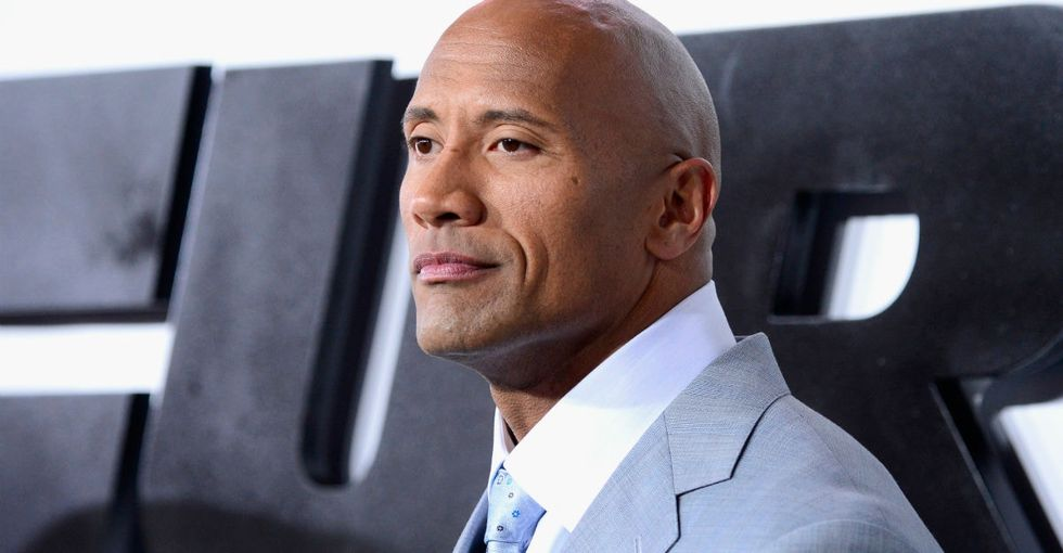 The Rock smashes myths about depression in an emotional interview for Oprah.