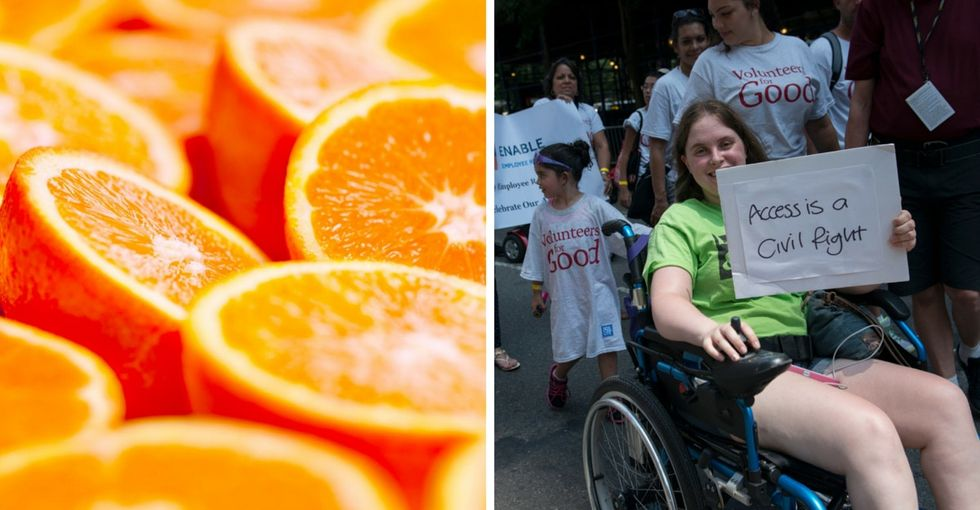 The side to the Whole Foods peeled oranges conversation you didn't see.