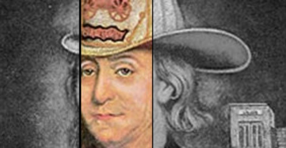 Some of Ben Franklin's best ideas came from these 9 questions. Maybe yours can, too.