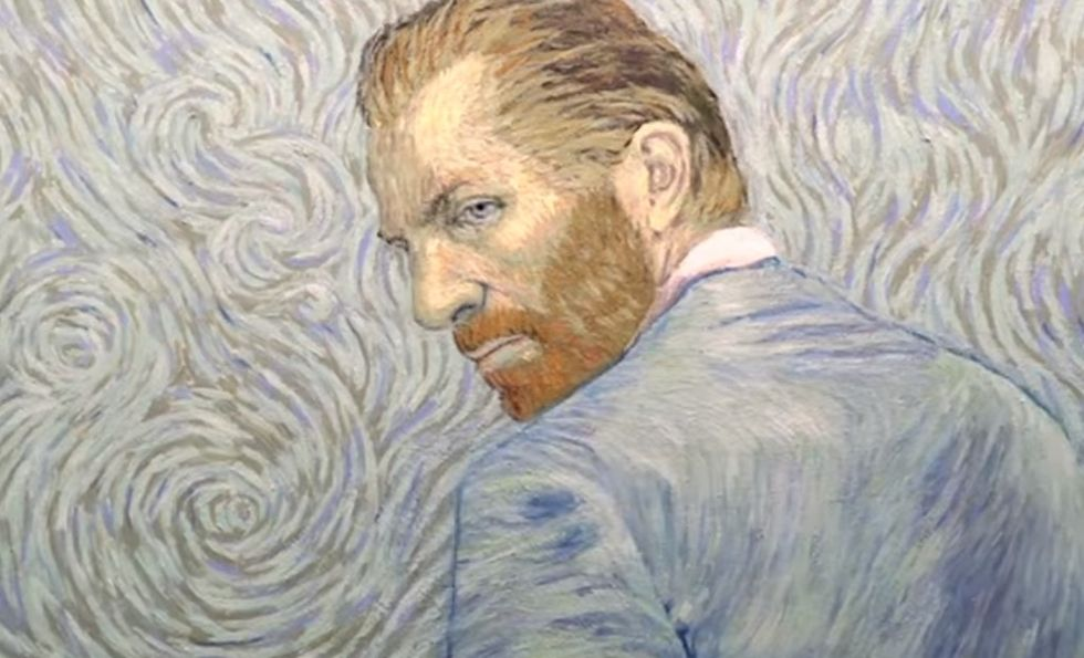 4 reasons why the new film on van Gogh looks absolutely stunning.