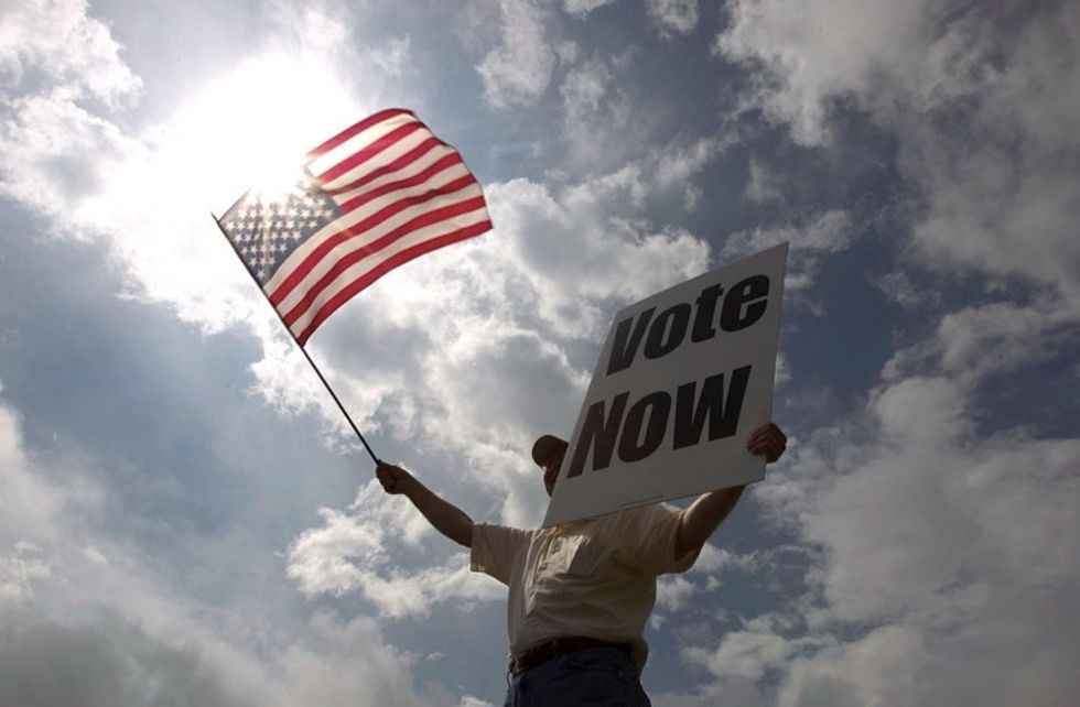 In 1845, voting on Tuesday made perfect sense. Now? Not so much.