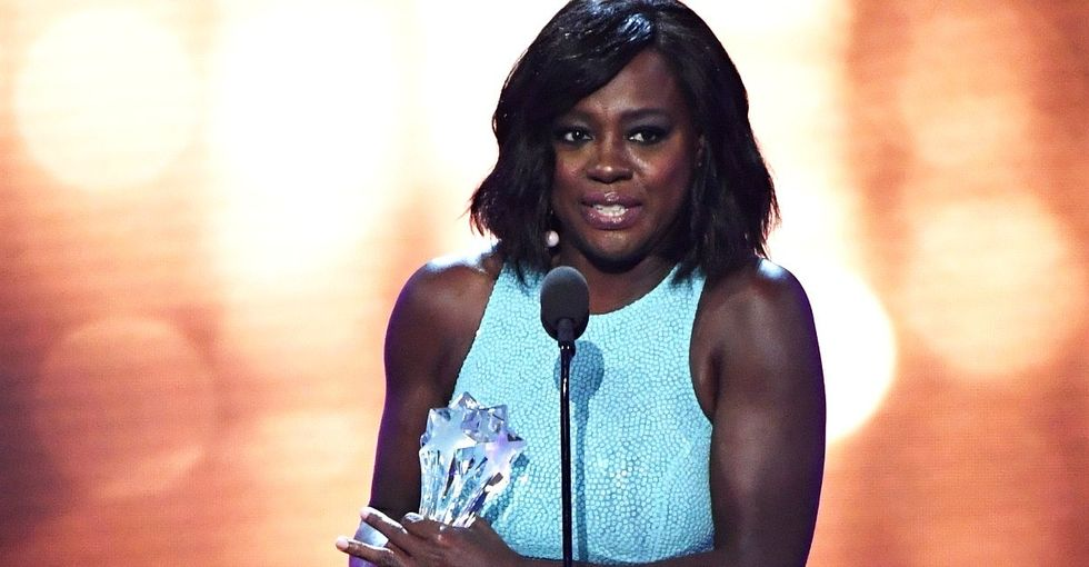 Viola Davis on the moment she realized she didn't have to lose weight for a role.