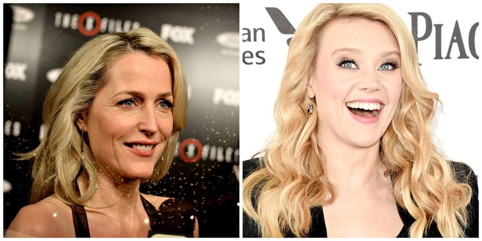 Gillian Anderson's tweet to 'Ghostbuster' Kate McKinnon shows the power of nerd girls.