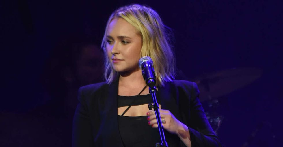 Hayden Panettiere still needs treatment for depression, and she's brave for admitting it.