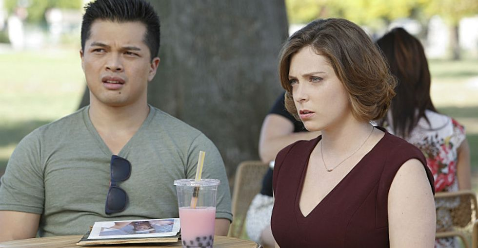 How 'Crazy Ex-Girlfriend' is changing the game for bisexuality on TV.