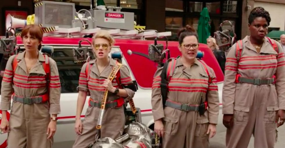 'Ghostbusters' might be a reboot, but it's breaking all the rules.