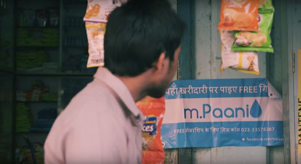 An entrepreneur turns cellphones into 'rewarding' opportunities for India's working poor.