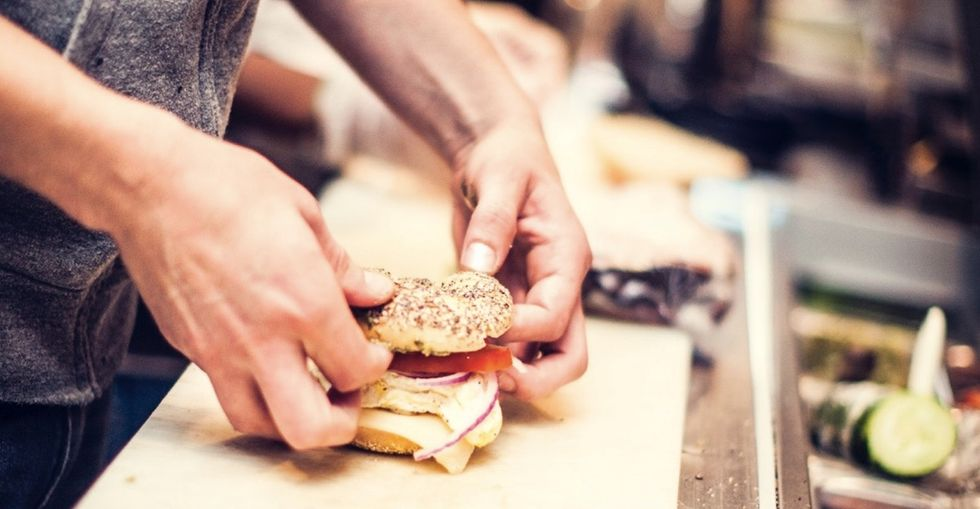 How a restaurant app can help the homeless and break a world record at the same time.