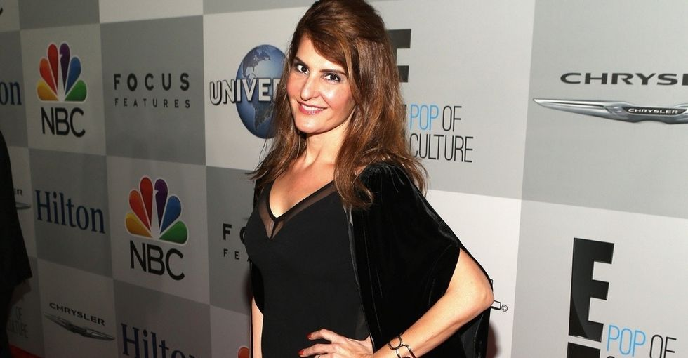 After her 'Big Fat Greek Wedding,' Nia Vardalos made a big decision on how to be a mom.