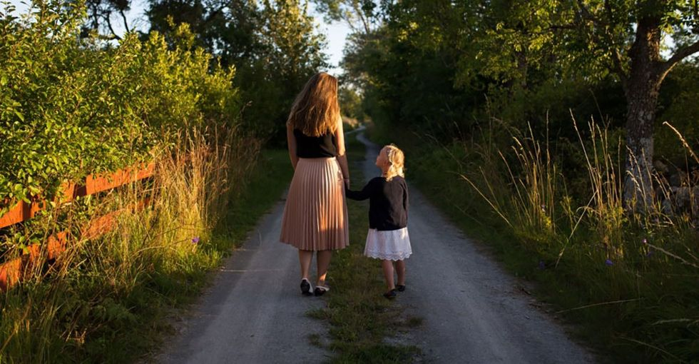 A mom writes 2 raw letters to herself about the 2 lives she's led at home and work.