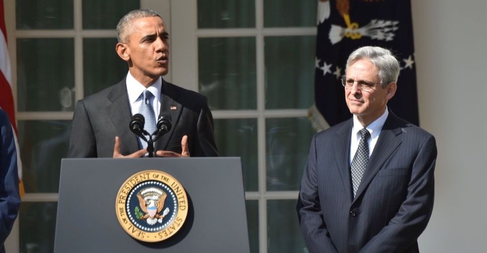 3 things to know about Obama's Supreme Court pick Merrick Garland.