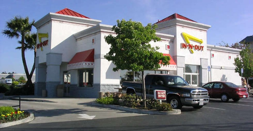 Why In-N-Out is the best fast-food restaurant you probably can't eat at.