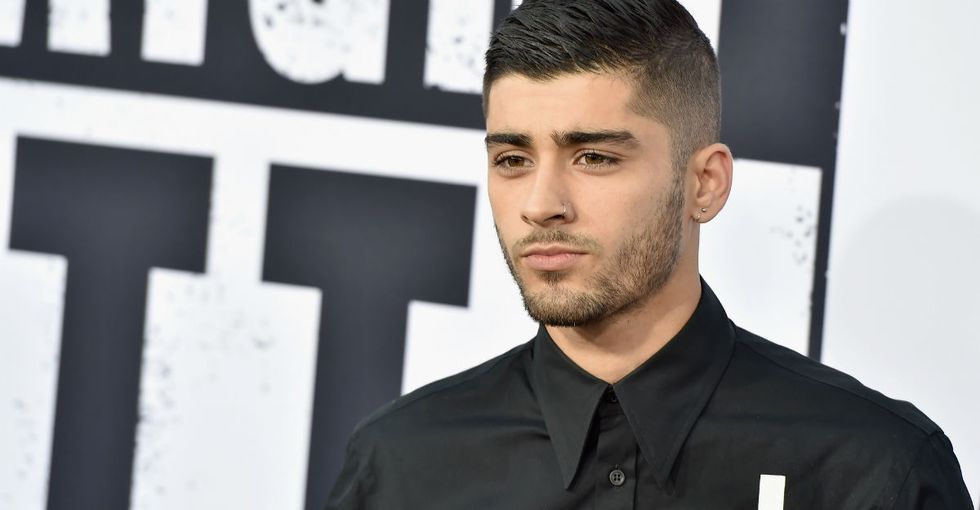 Zayn Malik canceled a huge show. It was a very brave thing to do.